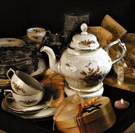 Немецкий чайный сервиз Rosenthal МУЗРОС САНСУСИ на 6 персон 21 предмет ( артикул МН 19479 В )
