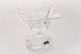 Ваза для конфет  ФЛОРАЛ Bohemia Crystal 20,5 см
