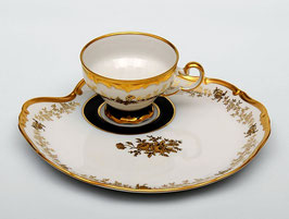 Набор для чая Weimar ЭГОИСТ АННА АМАЛИЯ 2 предмета ( артикул МН 10675 В )
