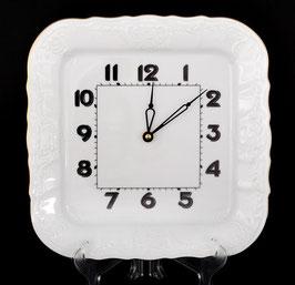 Часы настенные Bernadotte ЗОЛОТОЙ ОБОДОК 26 См