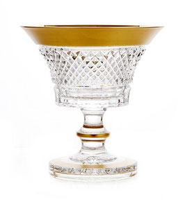 Хрустальная ваза для варенья Bohemia Crystal ФЕЛИЦИЯ 12 см