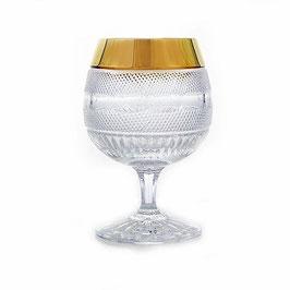 Набор хрустальных бокалов для бренди Mozer 250 мл