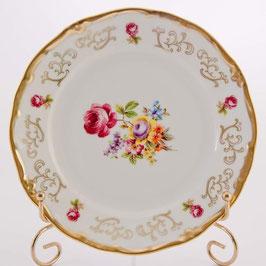 Набор закусочных тарелок Weimar САНКТ - ПЕТЕРБУРГ 19 см ( артикул МН 24727 В )
