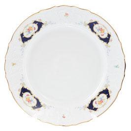 Блюдо круглое СИНИЙ ГЛАЗ Bernadotte 32 см
