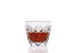 Набор стаканов для виски RCR Cristalleria Italiana ЭНИГМА 370 мл