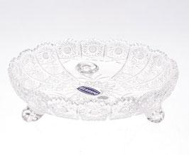 Хрустальная ваза для конфет Glasspo 18 см