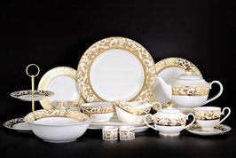 Чайно-столовый сервиз NAVRUZ на 12 персон 81 предмет