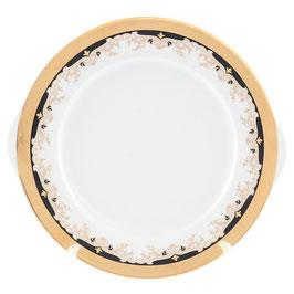 Блюдо для торта Thun ЧЕРНАЯ ЛИЛИЯ 27 см