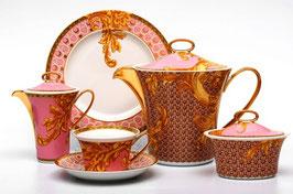 Немецкий чайный сервиз Roshental БИЗАНТ на 6 Персон 21 предмет ( артикул МН 11229 В)