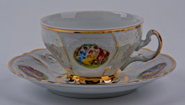 Набор для чая МАДОННА Bernadotte на 6 персон 12 предметов