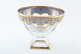 Ваза для конфет Astra Gold NATALIA BLUE 24,5 см