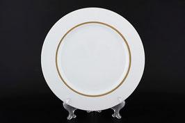 Набор подстановочных тарелок Goldie КОРОНА 25 см