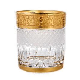 Набор хрустальных стаканов для виски FRANCIE 300 мл