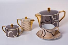 Немецкий чайный сервиз Rosenthal ШАХЕРЕЗАДА на 6 персон 21 предмет ( артикул МН 11381 В )