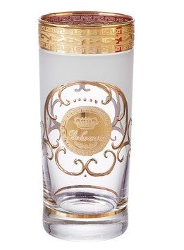 Набор стаканов для воды Bohemia Crystal ВЕРСАЧЕ ФОН 300 мл