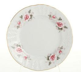 Набор десертных тарелок РОЗА СЕРАЯ Bernadotte 17 см