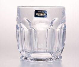 Набор стаканов для виски САФАРИ Не декорированный Bohemia Crystal  250 Мл