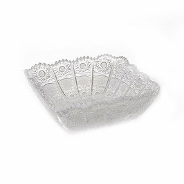 Хрустальная ваза для конфет Glasspo 13 см