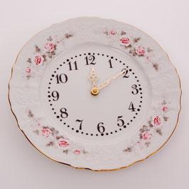 Часы настенные РОЗА СЕРАЯ Bernadotte 27 См