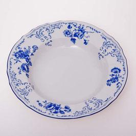 Набор глубоких тарелок СИНИЙ Bernadotte 23 см