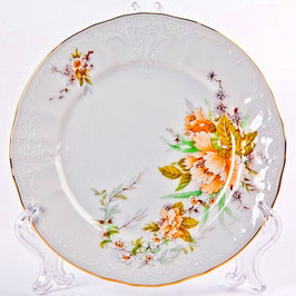 Набор десертных тарелок ОСЕННИЙ ЛИСТ Bernadotte 17 см