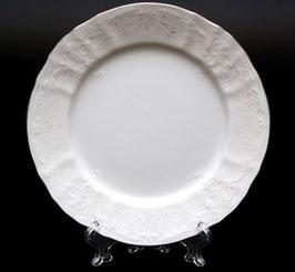 Набор десертных тарелок Bernadotte Платиновый Ободок 17 см
