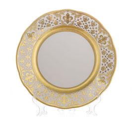 Набор закусочных тарелок ЗОЛОТАЯ РОСПИСЬ Moritz Zdekalier 19 см