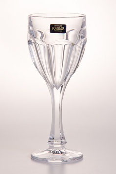 Набор бокалов  САФАРИ не декорированный Bohemia Crystal  190 мл