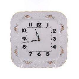 Часы настенные квадратные ОСЕННИЙ ЛИСТ Bernadotte 26 см