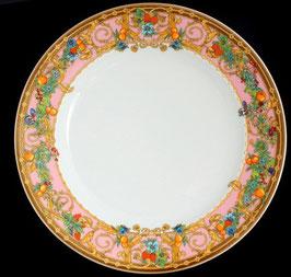 Немецкий фарфор. Тарелка закусочная Rosenthal ЛЕ ЖАРДИН 22 см ( артикул МН 4919 В )