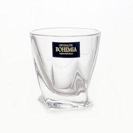 Набор стопок КВАДРО Прозрачный Bohemia Crystal 55 мл