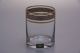 Набор стаканов  ЛАУРА Bohemia Crystal 320 мл