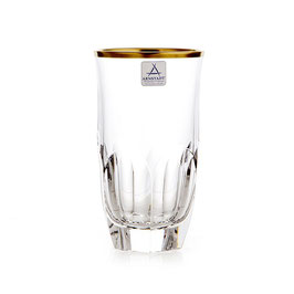 Немецкий Хрусталь ARNSTADT.  Набор стаканов ПАЛАИС 300 мл ( артикул МН 28188 В )