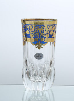 Набор стаканов Astra Gold NATALIA BLUE 400 мл