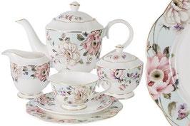 Чайный сервиз Emily ВЕСЕННИЙ САД на 6 персон 21 предмет