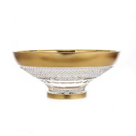 Хрустальная ваза для конфет Glasspo ФЕЛИЦИЯ 25,5 см