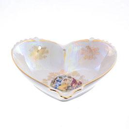 Ваза для конфет сердце  МАДОННА Queens Crown 15 см