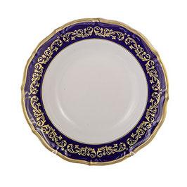 Набор глубоких тарелок Epiag ЗОЛОТОЙ КОБАЛЬТ 22,5 см