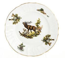 Набор закусочных тарелок ОХОТА Bernadotte 19 см