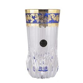 Набор стаканов Bohemia Design АДАЖИО КОБАЛЬТ 400 мл