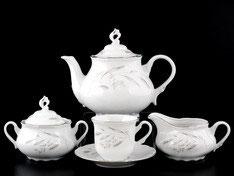 Чайный сервиз КОНСТАНЦИЯ УЗОР  Thun на 6 персон 15 предметов