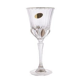 Набор бокалов Union Glass АДАЖИО ПЛАТИНА 280 мл