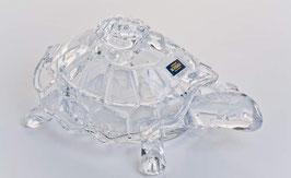 Шкатулка  ЧЕРЕПАХА Bohemia Crystal 16,5 см