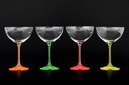 Набор бокалов для мартини АРЛЕКИНО Bohemia Crystal 340 мл