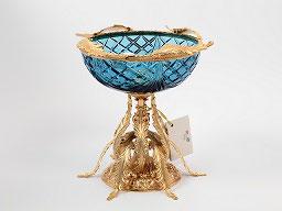 Декоративная ваза для фруктов Rozaperla 20,5 см