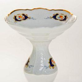 ваза для конфет Bernadotte СИНИЙ ГЛАЗ 13 см