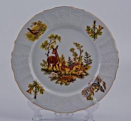 Набор постановочных тарелок ОХОТА Bernadotte 25 см