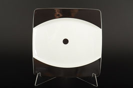 Набор закусочных тарелок Thun ДОМИНО 21 см