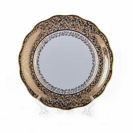 Набор подстановочных тарелок Carlsbad ЛИСТ МЕДОВЫЙ 24 см