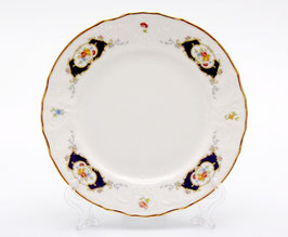 Набор постановочных тарелок СИНИЙ ГЛАЗ Bernadotte 27 см